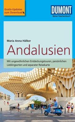 DuMont Reise-Taschenbuch Reiseführer Andalusien (eBook, ePUB) - Hälker, Maria Anna