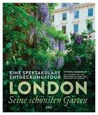 London - seine schönsten Gärten (Mängelexemplar)
