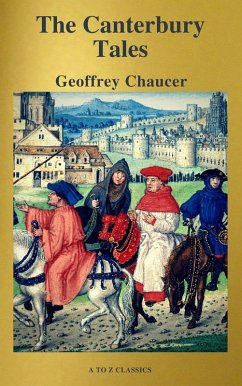 The Canterbury Tales (Best Navigation, Free Aud...
