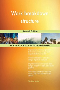 wbs second edition The work breakdown structure (wbs) is a cornerstone of managing any project every government manager should understand how to construct a wbs in the project or program lifecycle.