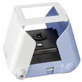 KiiPix Sky Blue Mobiler Fotodrucker