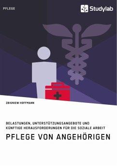Pflege von Angehörigen. Belastungen, Unterstützungsangebote und künftige Herausforderungen für die Soziale Arbeit (eBook, ePUB)