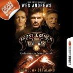 Frontiersmen: Civil War, Folge 6: Showdown bei Alamo (Ungekürzt) (MP3-Download)