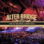 Live At Royal Albert Hall, 2 Audio-CDs + 1 DVD + 1 Blu-ray