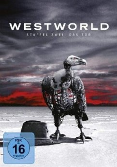 Westworld - Staffel 2: Das Tor DVD-Box