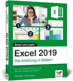 Excel 2019 - Bilke, Petra;Sprung, Ulrike