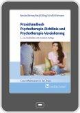 Praxishandbuch Psychotherapie-Richtlinie und Psychotherapie-Vereinbarung (eBook, ePUB)