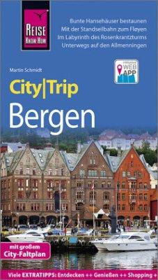 Reise Know-How CityTrip Bergen - Schmidt, Martin