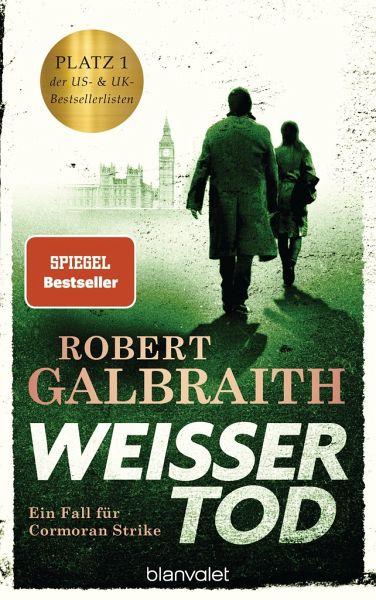 Buch-Reihe Cormoran Strike von Robert Galbraith