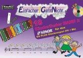 Einfacher!-Geht-Nicht: 18 Kinderlieder für das SONOR® GS PLUS Glockenspiel (F#+Bb), m. 1 Audio-CD