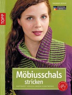 Möbiusschal stricken (eBook, PDF) - Bergk, Dagmar