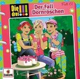 Der Fall Dornröschen / Die drei Ausrufezeichen Bd.61 (1 Audio-CD)