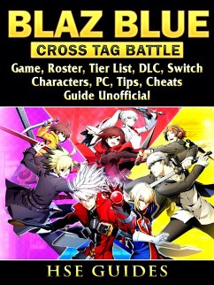 Blaz Blue Cross Tag Battle Game, Roster, Tier L...