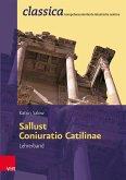 Sallust, Coniuratio Catilinae - Lehrerband Fachschaftslizenz (eBook, PDF)