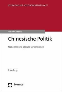 Chinesische Politik - Noesselt, Nele