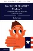 National Security Secrecy (eBook, PDF)