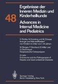 Ergebnisse der Inneren Medizin und Kinderheilkunde/Advances in Internal Medicine and Pediatrics (eBook, PDF)
