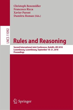Rules and Reasoning
