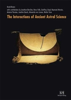 The Interactions of Ancient Astral Science - Brown, David