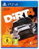 DiRT 4 (PlayStation 4)