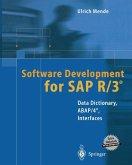 Software Development for SAP R/3(R) (eBook, PDF)
