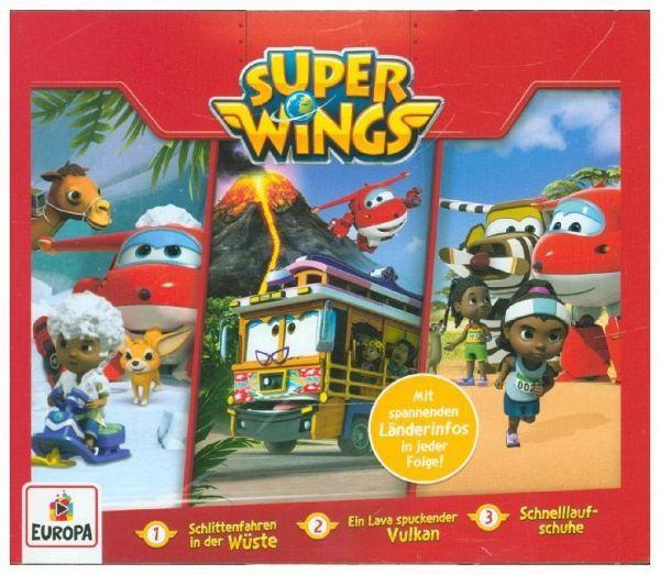 Super Wings Buch