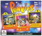 Die Punkies - 3er Box, 3 Audio-CD