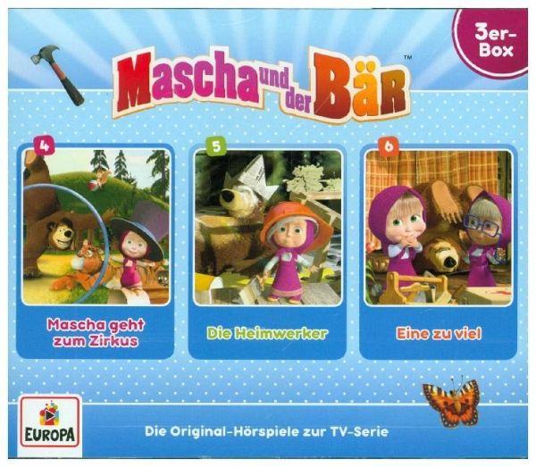 Heimwerker Sonstige CD Mascha 5