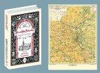 Bau- und Kunstdenkmäler des Kreises WANZLEBEN 1912. Buch und Karte