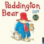 Paddington Bear 2019 Wall Calendar