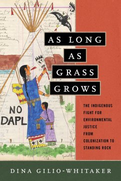 As Long as Grass Grows: The Indigenous Fight for Environmental Justice, from Colonization to Standing Rock - Gilio-Whitaker, Dina
