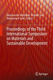 Proceedings of the Third International Symposium on Materials and Sustainable Development (eBook, PDF)