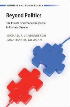 Beyond Politics (eBook, PDF) - Vandenbergh, Michael P.