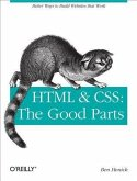 HTML & CSS: The Good Parts (eBook, PDF)