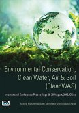 Environmental Conservation, Clean Water, Air & Soil (CleanWAS) (eBook, ePUB)