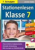 Stationenlesen Klasse 7