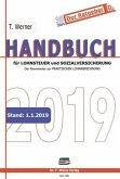 Handbuch für Lohnsteuer und Sozialversicherung 2019