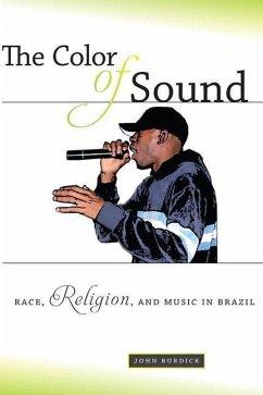 Color of Sound (eBook, PDF) - Burdick, John