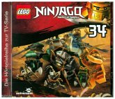 LEGO Ninjago, Masters of Spinjitzu, 1 Audio-CD