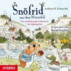 Das wahrlich große Geheimnis von Appelgarden / Snöfrid aus dem Wiesental - Erstleser Bd.1 (MP3-Download)