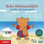 Bobo Siebenschläfer. Großer Sommerspaß. (MP3-Download)