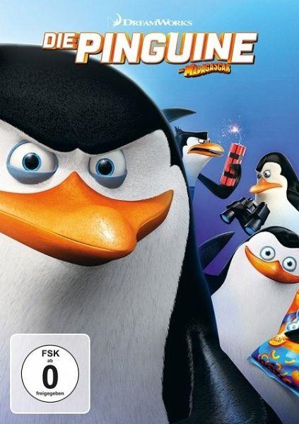Kkiste Die Pinguine Aus Madagascar
