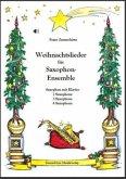 Weihnachtslieder für Saxophon-Ensemble