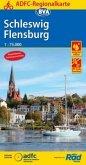 ADFC-Regionalkarte Schleswig, Flensburg 1:75.000