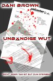 Unbändige Wut (eBook, ePUB)