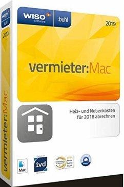 WISO Vermieter: Mac 2019 - Miet-Nebenkosten auf dem Mac abrechnen 2018