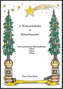Weihnachtslieder für Flöten-Ensemble