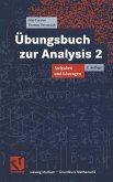 Übungsbuch zur Analysis 2 (eBook, PDF)