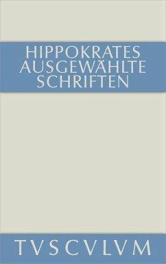Ausgewählte Schriften (eBook, PDF) - Hippokrates