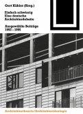 Einfach schwierig. Eine deutsche Architekturdebatte (eBook, PDF)